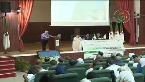 الملتقى الوطني الأول حول السكن الزمنية والاستدامة بجامعة سعد دحلب البليدة