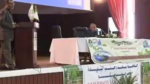 Couverture télévisée du Séminaire national en génie de l'environnement et développement durable_ENTV