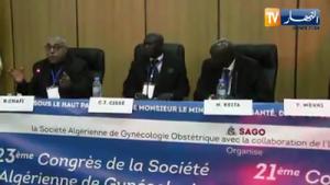 Reportage concernant le 23 ème congrès de la sago en collaboration avec la faculté de médecin_Entv